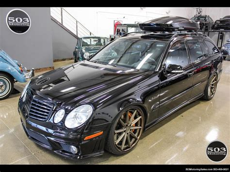 2007 Mercedes E63 by 2007 Mercedes E63 Amg Wagon 1 Of 67 For 2007