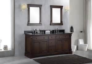 72 Bathroom Vanity With Granite Top 72 Quot Solid Wood Bathroom Vanity Sink Cabinet W