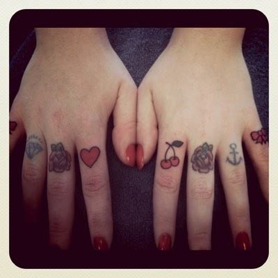 finger tattoo longevity i m pretty sure i wouldn t want decorated hands at 80