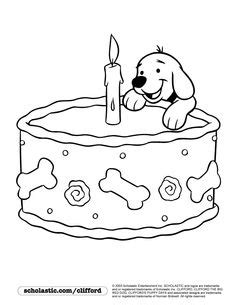 happy birthday dog coloring pages cake happy birthday party coloring pages muffin coloring