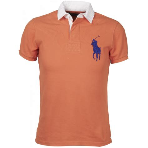 Tshirt Polo t shirt ralph homme