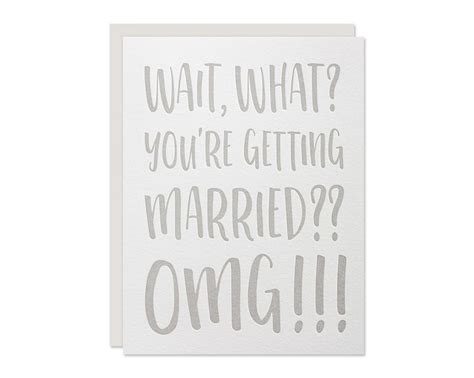 Words To Say In An Engagement Card