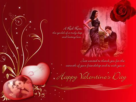 free ecard valentines day wallpapers valentines day greetings