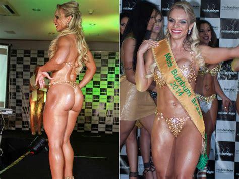 miss bum bum brazil hot miss butt brazil 2014 photos miss butt brazil 2014