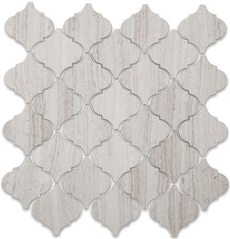 gold arabesque tile white oak marble silver arabesque mosaic honed mosaic