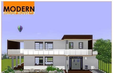 Modern Homes For Sims 3 Joy Studio Design Gallery Best Sims 3 Modern House Floor Plans