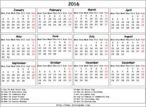 Calendar Printable 2016 Nz Free Printable 2016 2017 Yearly Calendar Calendar