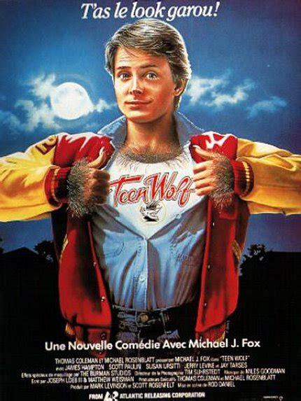 michael j fox horror movie teen wolf la critique test dvd
