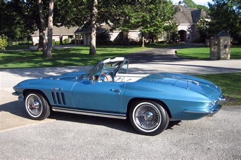 1965 corvette convertible 1965 chevrolet corvette convertible 151393