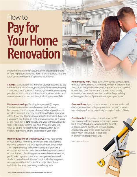 how to pay for your home renovation andrewsbyreferral