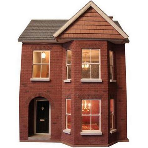 bromley dolls house decorated bay view dolls house 1 12 scale bdh0112d