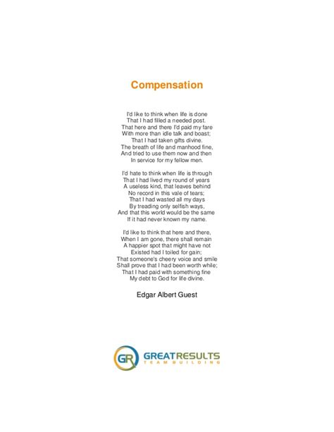 Boast Poem Examples