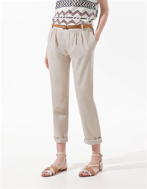Zara Pant by Zara Pleated Pant So