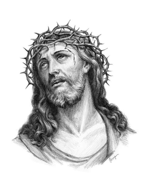 Jesus Crown of Thorns by ChrisPanza on DeviantArt | Jesus
