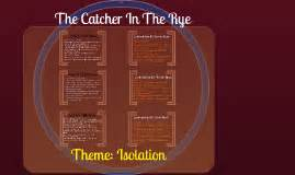 isolation themes in catcher in the rye aly el tawil on prezi