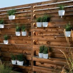 Railing Planter Box by 25 Best Ideas About Outdoor Privacy Screens On Pinterest