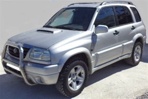 Suzuki Grand Vitara 2002 For Sale 2002 Suzuki Grand Vitara 2 0 Hdi Manual 5dr 4x4 Cars For