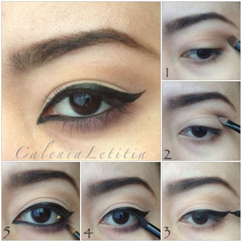 pencil eyeliner tutorial dailymotion makeup tutorial howto make quot purple touch quot makeup