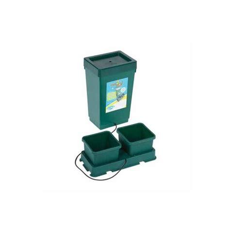canapé en kit autopot easy2grow kit 2 vasi sistema passivo idroponico