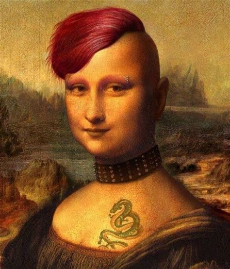 mona lisa tattoo 486 best mona mona images on