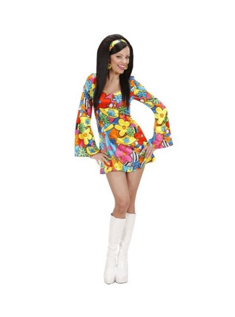 Hippie Kaufen by Hippie Kost 252 M F 252 R Damen Flower Power Funidelia