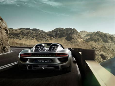 Rent Porsche Germany by Porsche 918 Spyder Rental Germany Convertible Sports Car