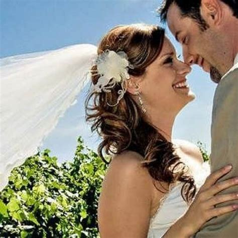 wedding hairstyles veil and flower wedding hairstyles with veil and flower fashion