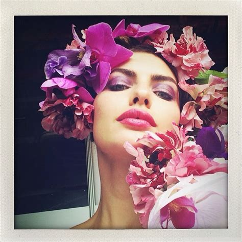 Alisya Flowers 2 instagram photos of the week gisele bundchen mariacarla boscono more