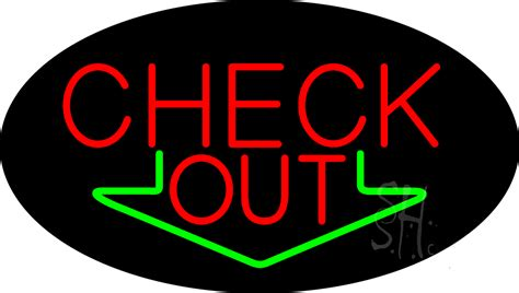 Check This Out 3 by Check Out Animated Neon Sign With Arrow Neon Arrow
