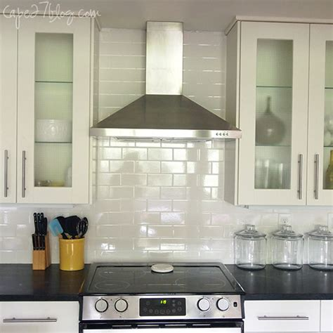 ikea subway tile ikea ramsjo doors cottage kitchen cape 27