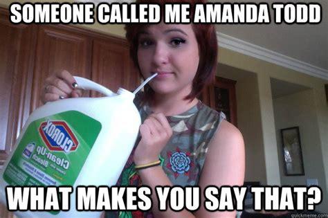 Amanda Todd Memes - cyberbullying