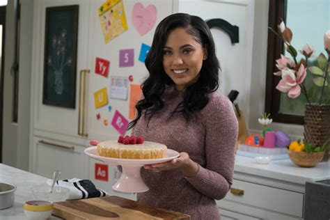 Ayeshas Kitchen by Pull Up A Chair And Join Ayesha Curry For Family Food In