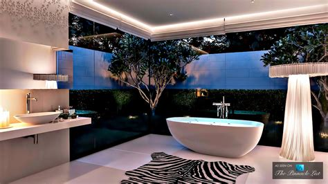 Modern Home Designs And Floor Plans by Luxury Home Design 4 High End Bathroom Installation