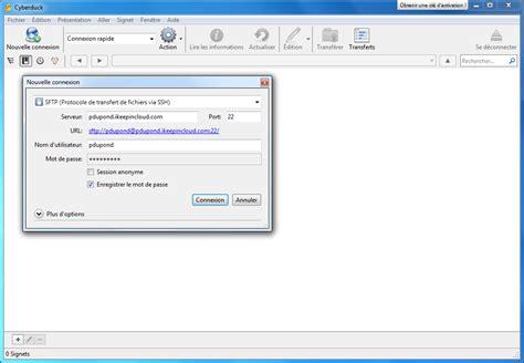 sftp default utilisation du protocole sftp rsync ssh avec