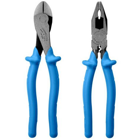 Channellock PG 2   Plier/Sidecutter   8in Twin Pk 3248 3238