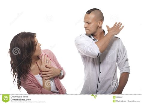 yes i slap yes i slap angry slapping stock image image 32046971