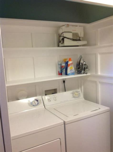 laundry closet laundry room ideas