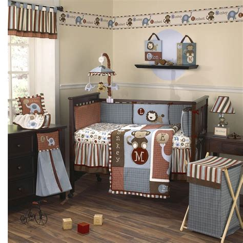 Baby Boy Crib Themes Decorating Ideas For A Baby Boy Nursery