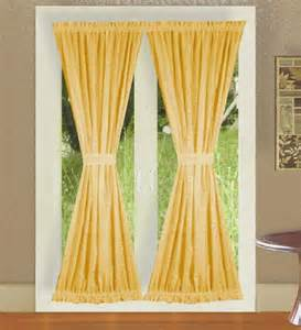French door panel curtains curtain design