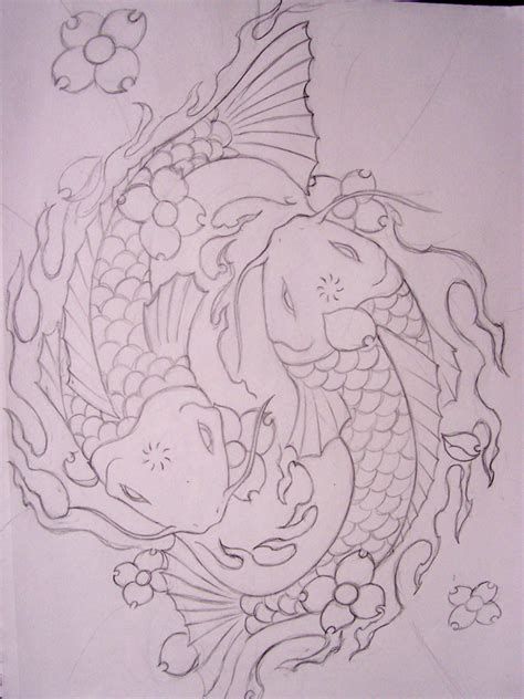 my cool koi fish design by portcityreject on deviantart