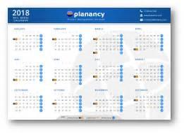 2018 Calendar By Weeks 2016 Calendar With Week Numbers Calendar Template 2016