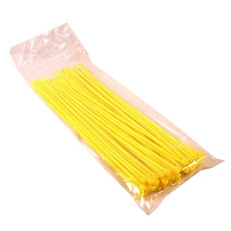 cable ties 20cm yellow 2 5mm 50pcs digiware store