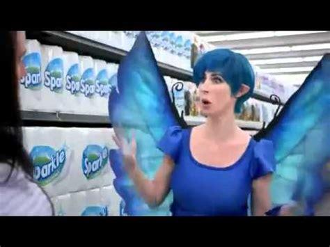 sparkle commercial fairy actress sparkle the fairy wisdom sparkle towels tv commercial