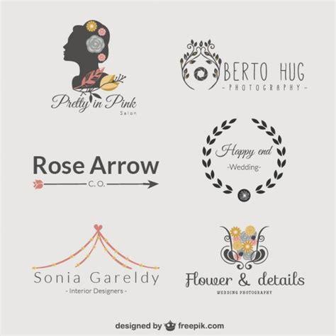 Logo Design Vorlagen Logo Vorlagen Eingestellt Der Kostenlosen Vektor