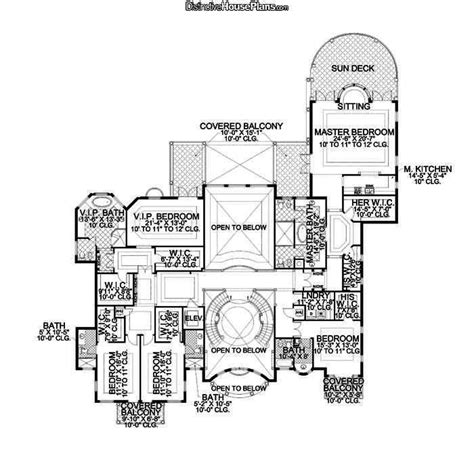tuscan style house plans 28 tuscan style floor plans tuscan style house plans 3101 square foot home 2