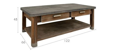Table Basse Zinc by Table Basse En Zinc Achetez Nos Tables Basses En Zinc