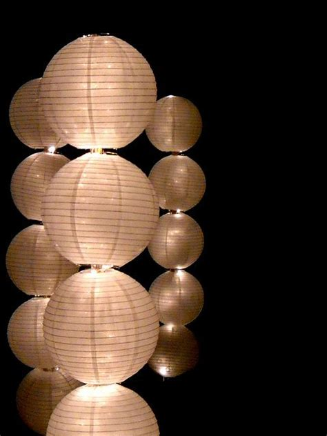 How To Make Paper Hanging Lanterns - 1000 ideas about hanging paper lanterns on