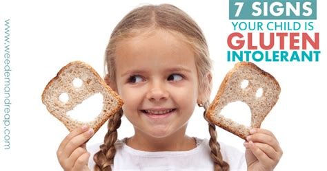 7 Signs That Your Child Is Developing An Disorder by 7 Signs Your Child Is Gluten Intolerant Em Reap