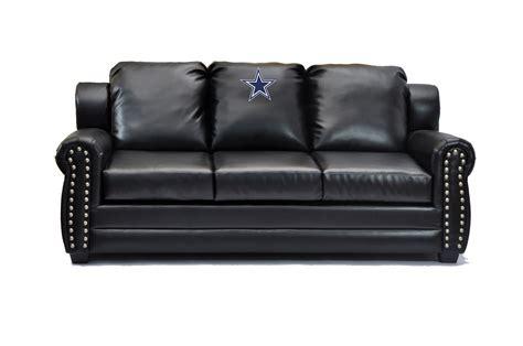 leather couch dallas dallas cowboys coach leather sofa