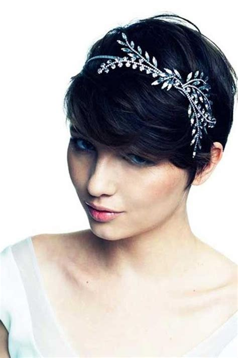 Hairstyles With Headbands For Hair by 20 Photo Of Haircuts With Headbands